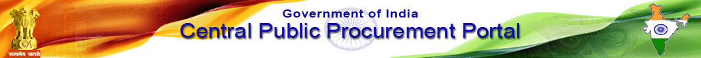 Tenders Portal of Government of India | Government eTenders